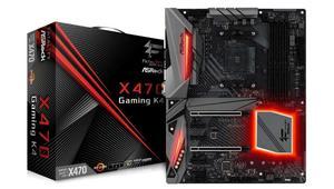 ASRock X470: primeras imágenes oficiales de las placas base para AMD Ryzen 2