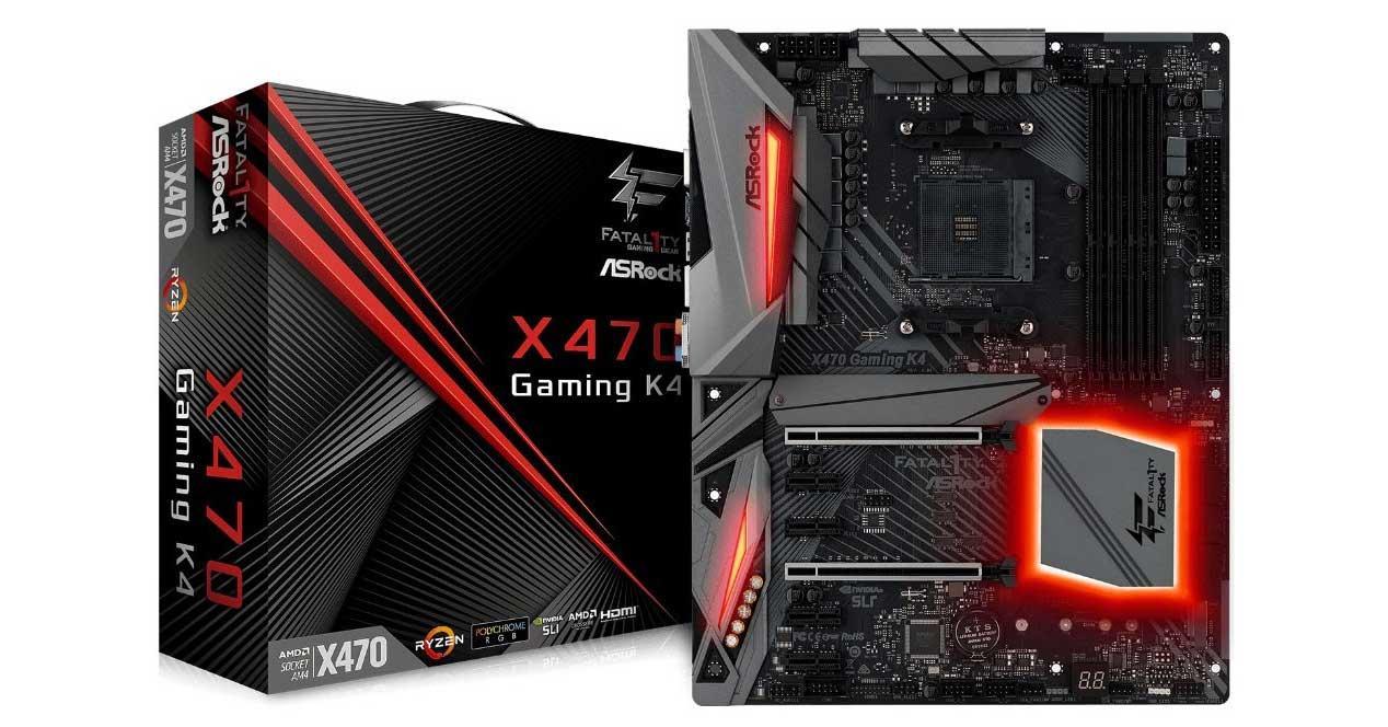 ASRock X470 AMD Ryzen 2