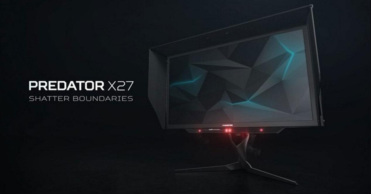 monitores 4K 144 Hz