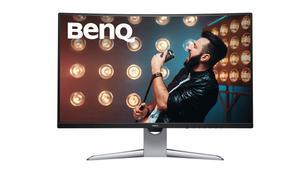 BenQ amplía su familia de monitores curvados con FreeSync, HDR y 144Hz con el EX3203R