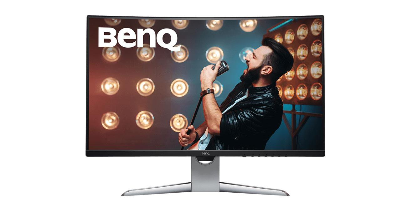 BenQ EX3203R monitor curvo gaming
