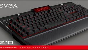 El primer teclado mecánico de EVGA ya está a la venta: EVGA Z10 por 149 dólares