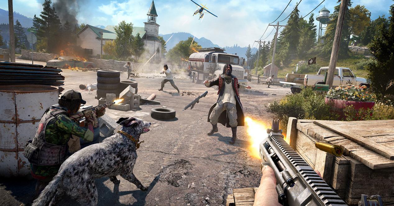 Ver noticia 'PUBG y Far Cry 5 vuelven a repetir como los juegos más vendidos de la semana en Steam'
