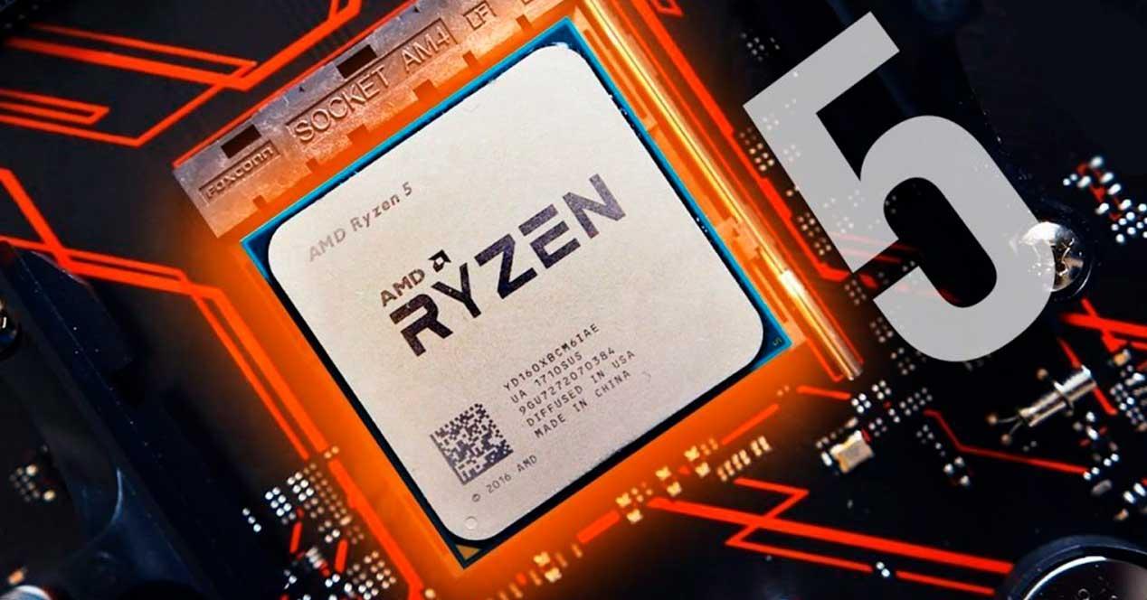 Filtrados los primeros benchmarks reales del AMD Ryzen 5 2600