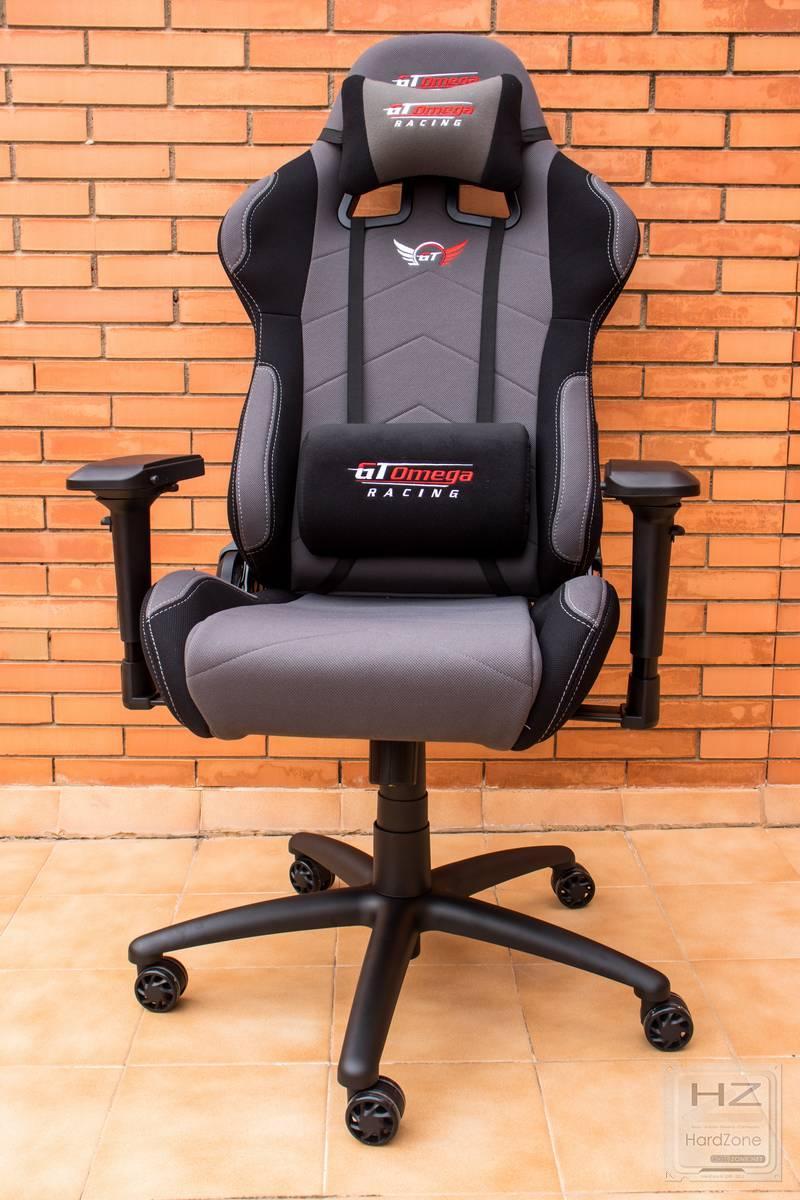 Review gt omega pro racing office chair silla para jugar for Sillas comodas para trabajar