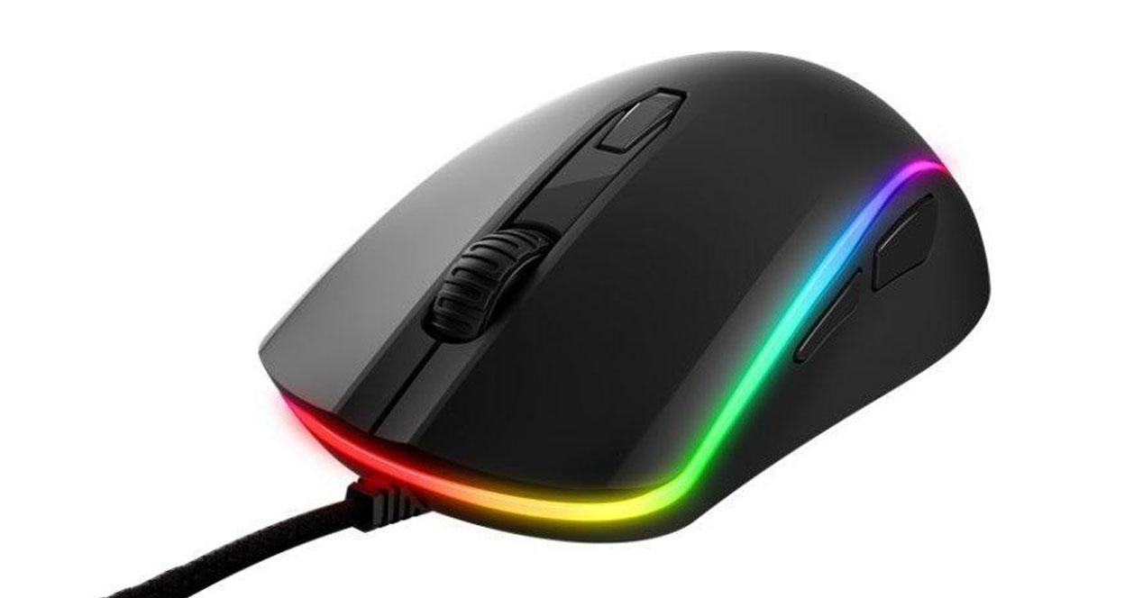PulseFire Surge RGB ratón gaming