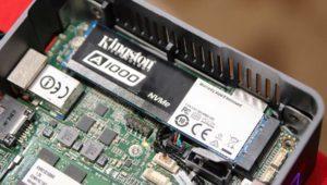 Kingston A1000: nuevos SSD NVMe casi a precio de SATA, con el triple de rendimiento