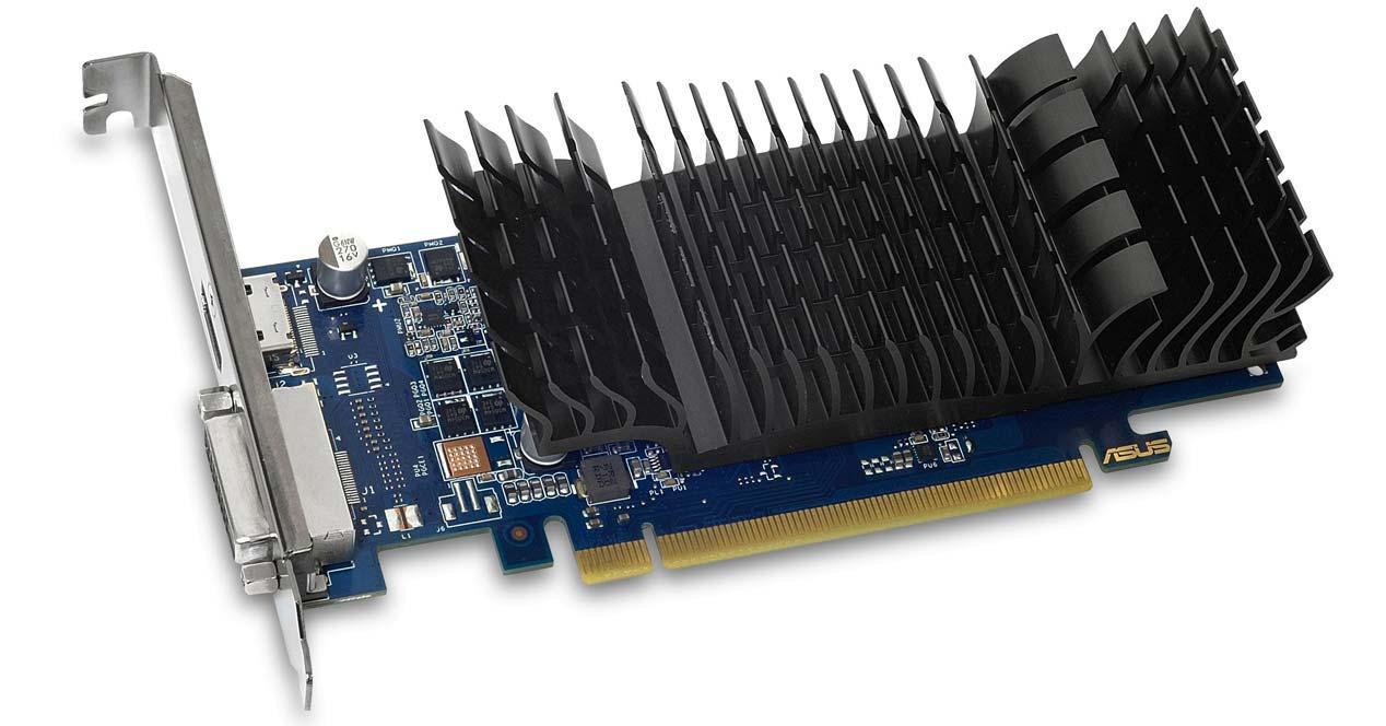 fabricantes de gráficas DDR4 NVIDIA GT 1030