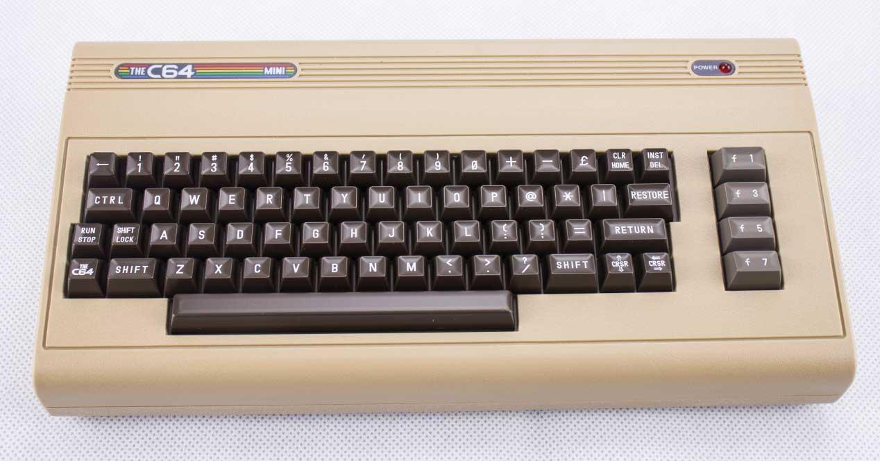 commodore 64 mini c64 mini
