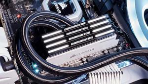 Corsair Dominator Platinum Special Edition Contrast: nueva RAM DDR4 con iluminación Pure White