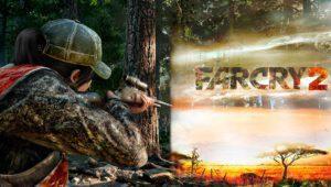 Far Cry 2 tiene mejores físicas que Far Cry 5, a pesar de los diez años que los separan