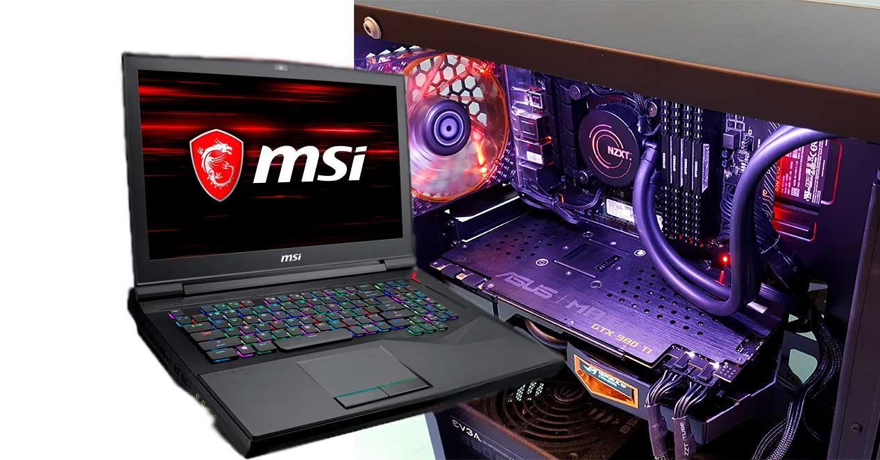 intel core i9 portatil para jugar