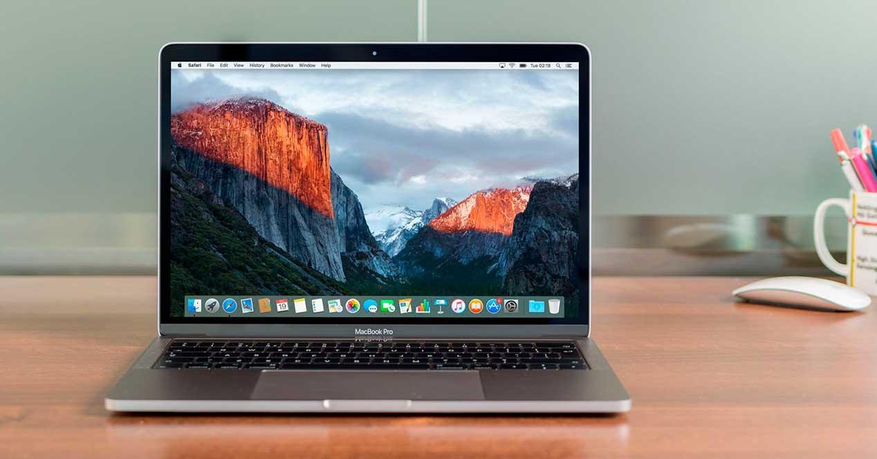 macbook pro no mas de 16 gb
