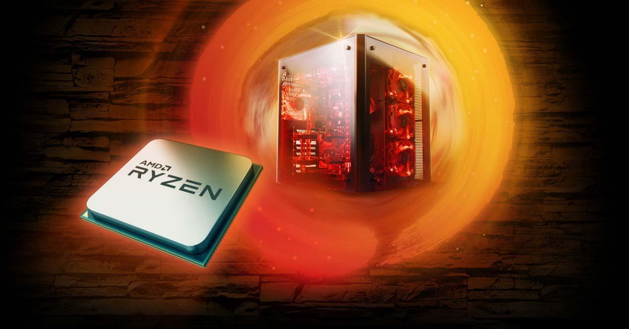 procesadores Ryzen de 1ª Generación