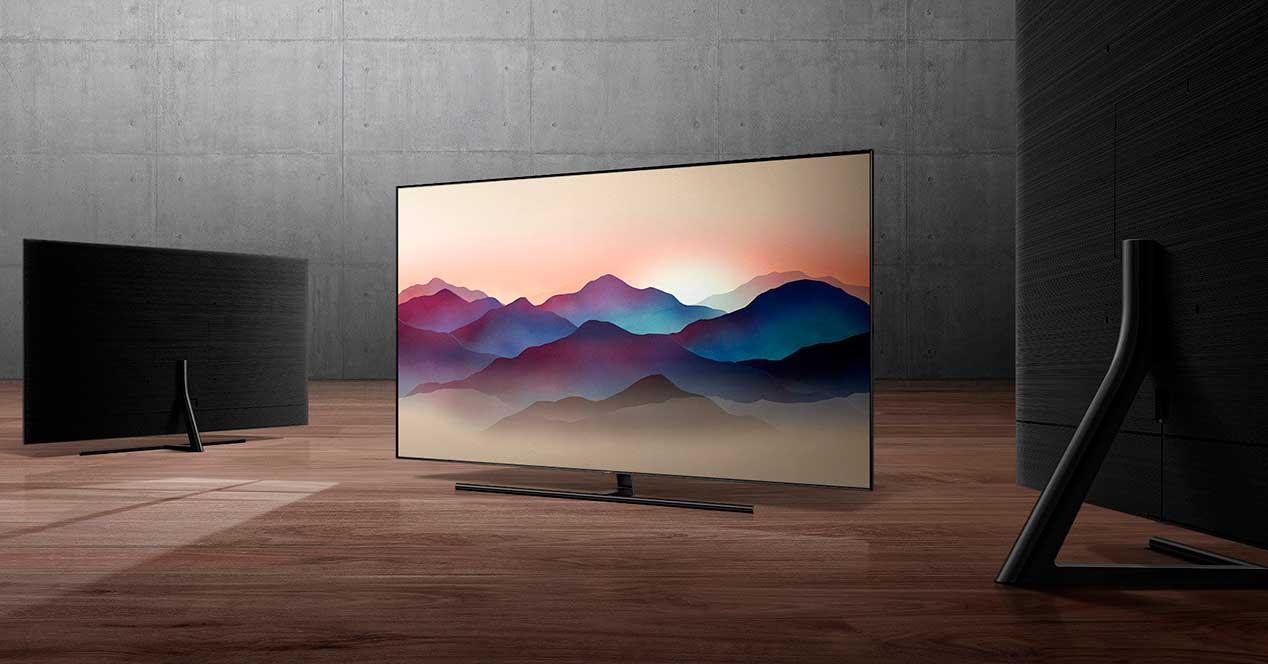 las tv samsung qled de 2018 soportar n freesync a 120 hz y refresco variable. Black Bedroom Furniture Sets. Home Design Ideas