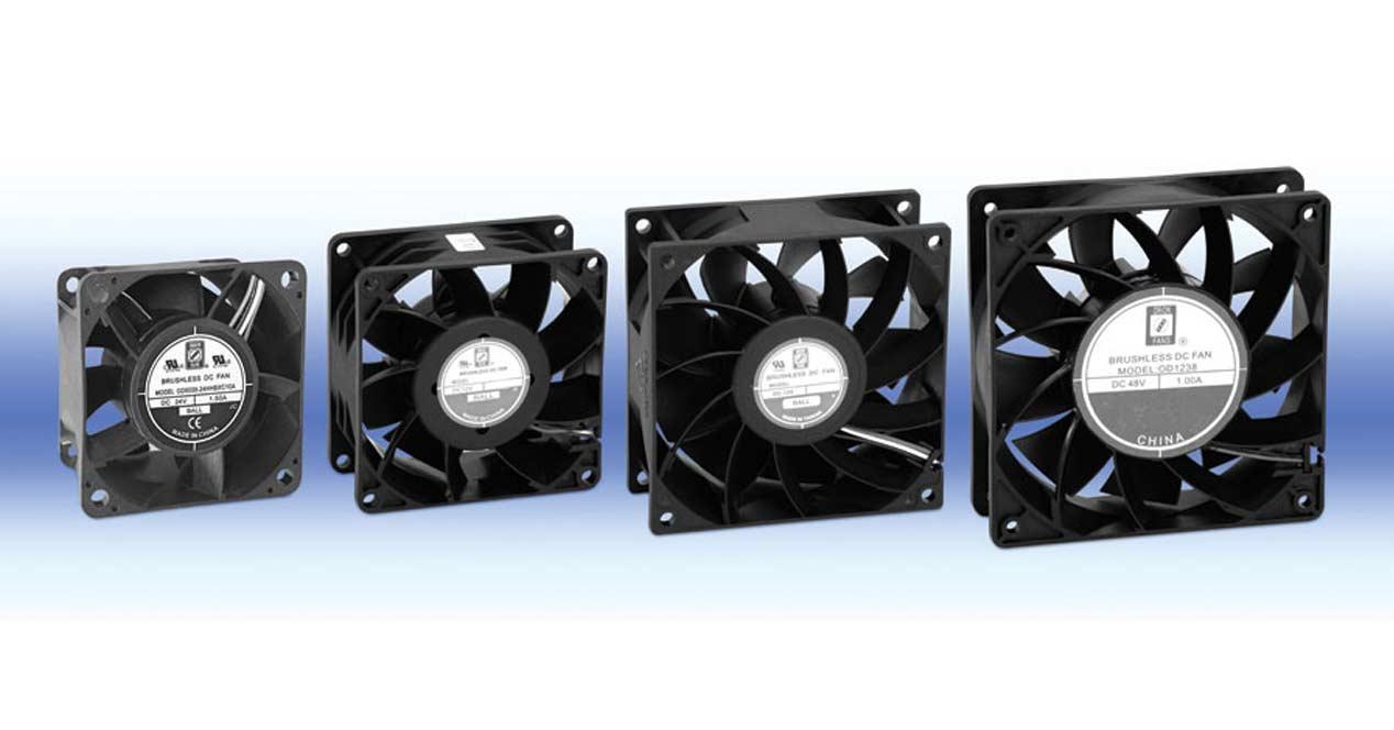 ventiladores alta presión estática