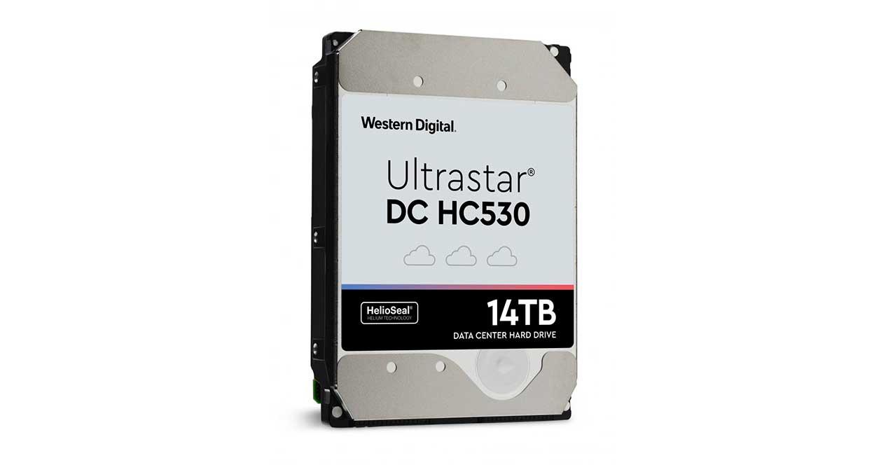 western digital ultrastar dc hc530