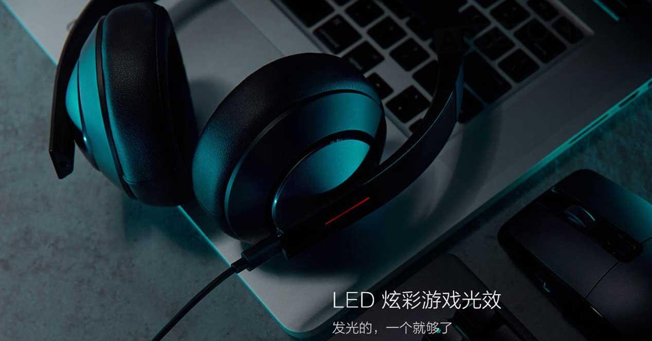 Ver noticia 'Xiaomi Gaming Headset: así son sus primeros auriculares 7.1 para juegos'