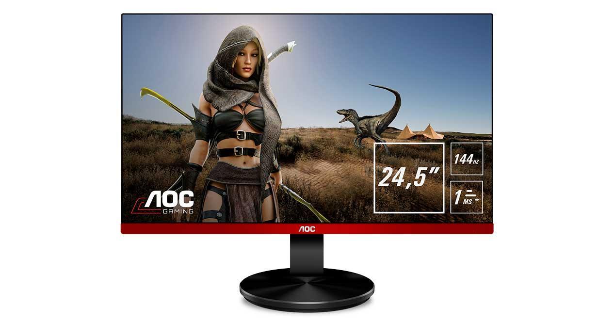 AOC G2590FX monitor barato