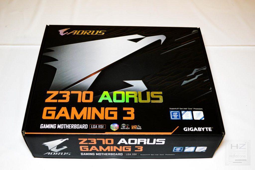 AORUS Z370 Gaming 3 - 01