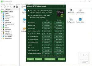 AORUS Z370 Gaming 3 - AIDA64 grafica