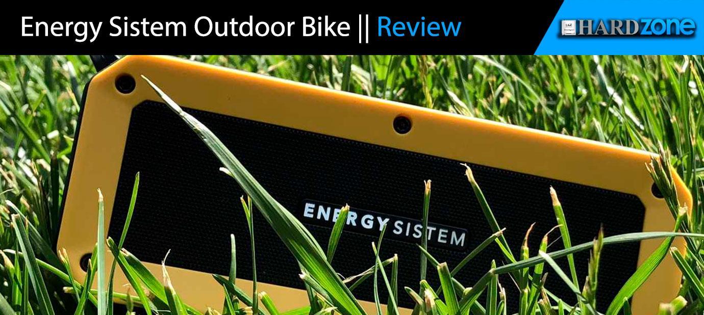 Análisis Energy Sistem Outdoor Bike