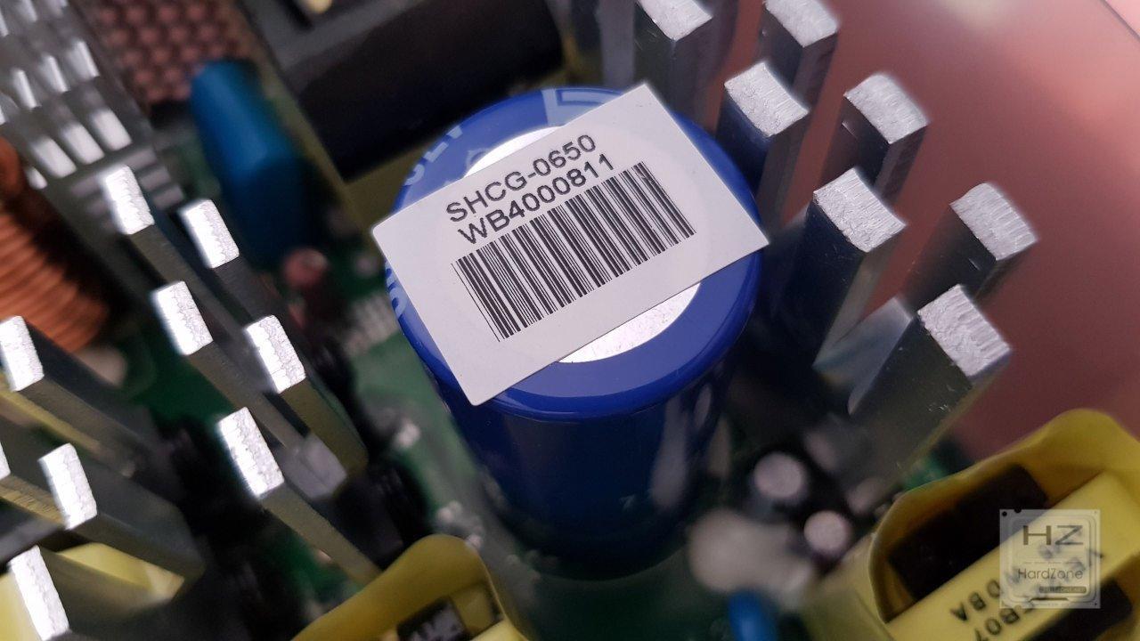 Análisis: Antec HCG Gold 650W - HardZone
