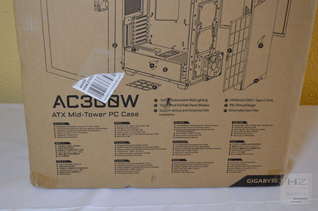 Aorus AC300W - Caja 5