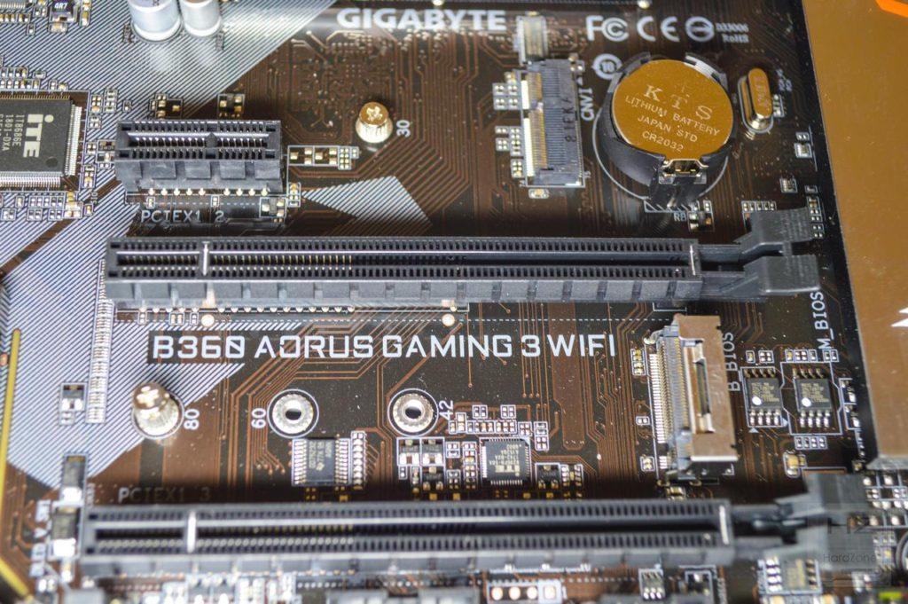 AORUS B360 GAMING 3 WIFI-32