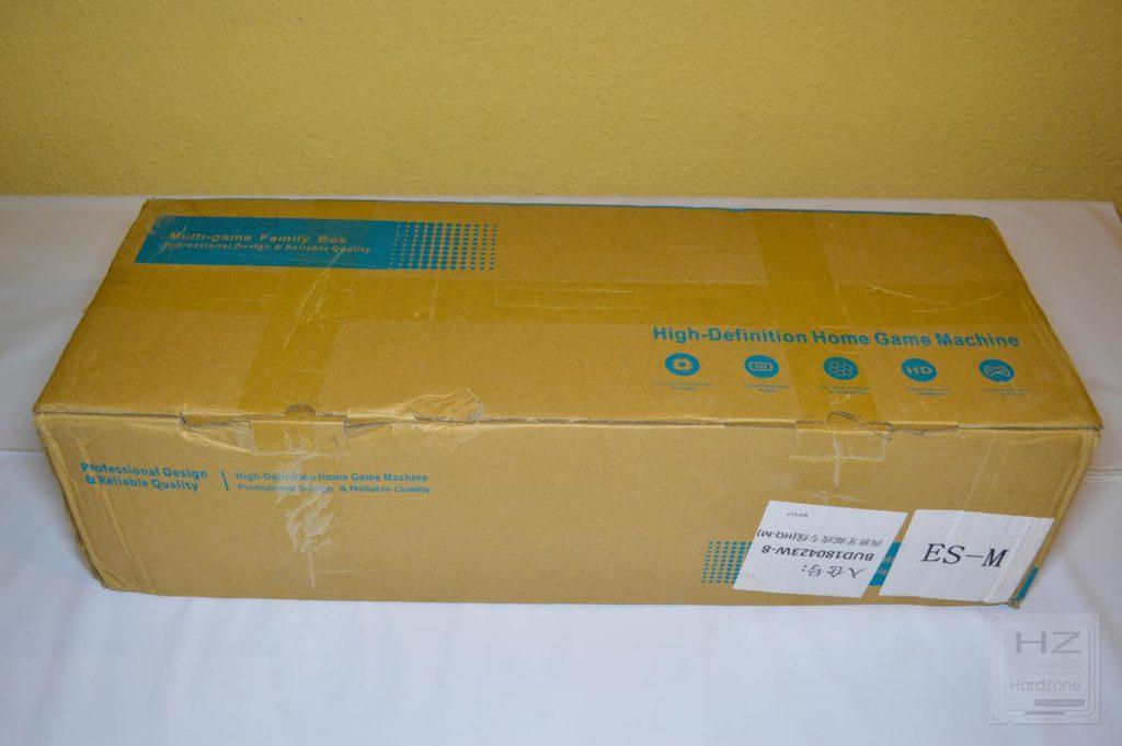 Consola arcade 1760 en 1 - Caja 1