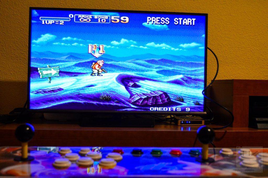 Consola arcade 1760 en 1 - Metal Slug X 3