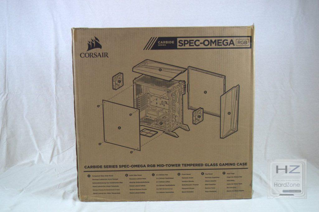 Corsair SPEC OMEGA RGB -002