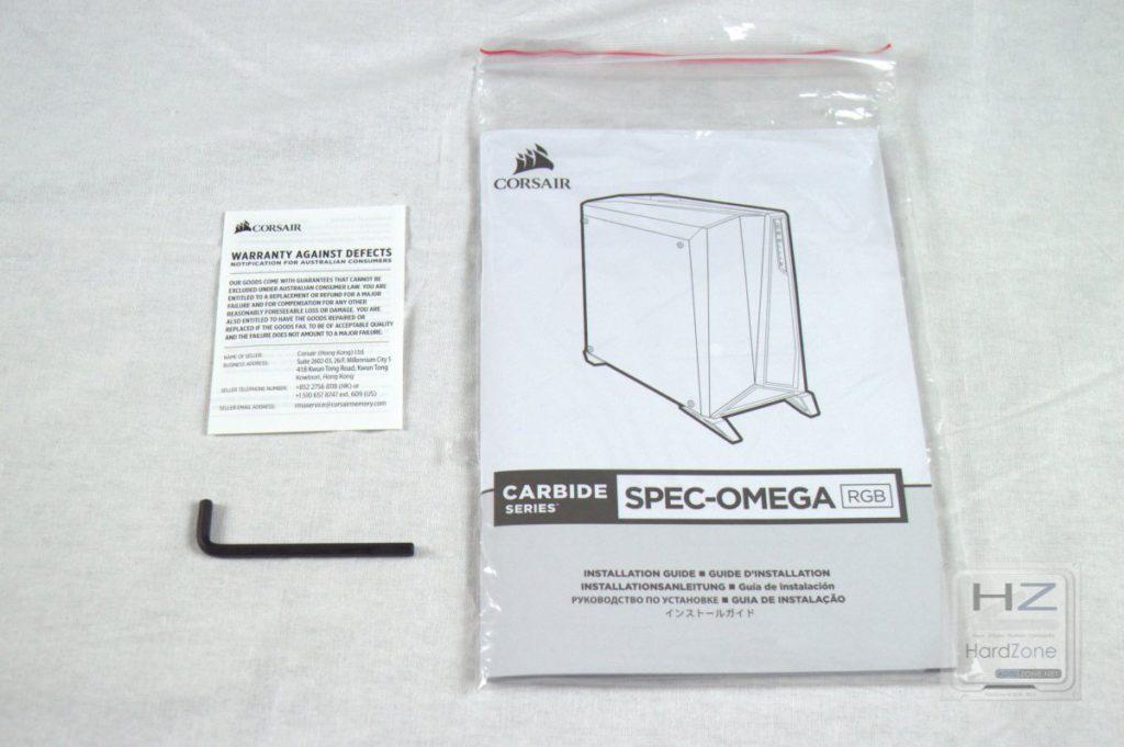 Corsair SPEC OMEGA RGB -022
