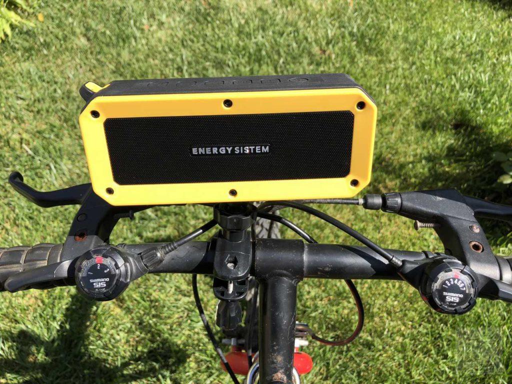 Energy System Outdoor Bike - Altavoz en bici