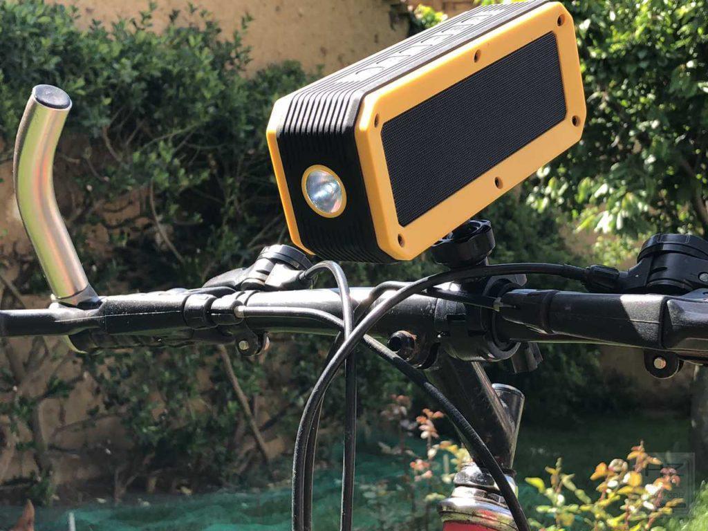 Energy System Outdoor Bike - Altavoz en bici 2