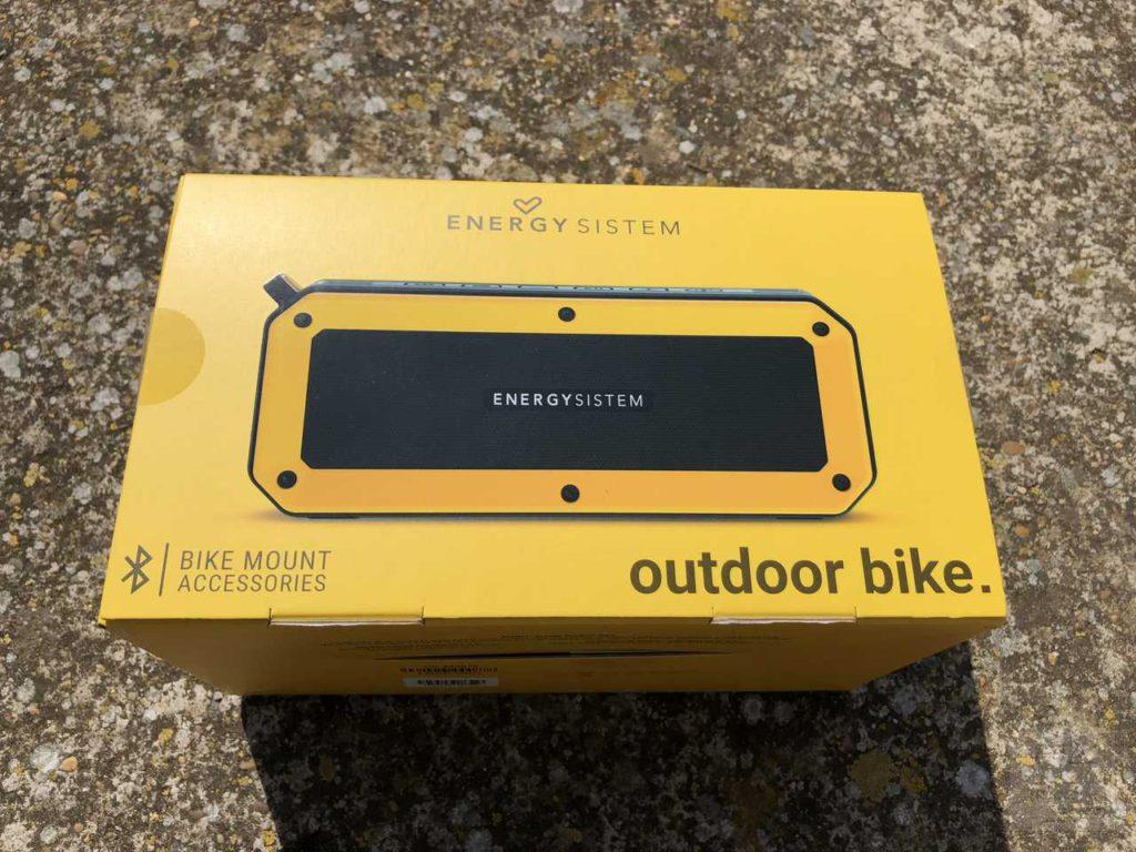 Energy System Outdoor Bike - Caja 1