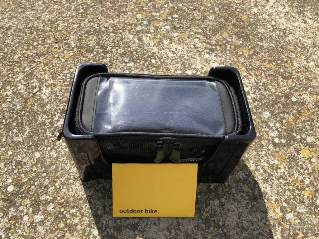 Energy System Outdoor Bike - Contenido caja