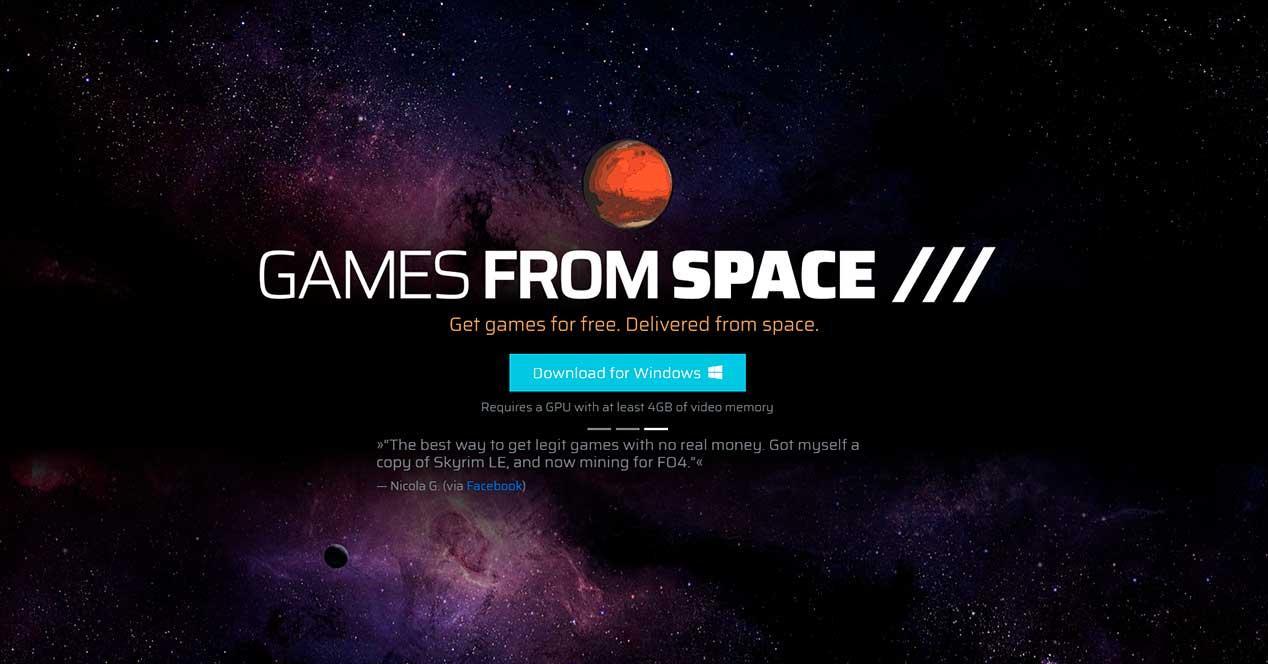 Esta web te da juegos gratis si le dejas minar criptomonedas en tu PC: ¿merece la pena?