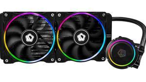 ID-COOLING CHROMAFLOW 240: refrigeración líquida AIO con LED RGB configurables