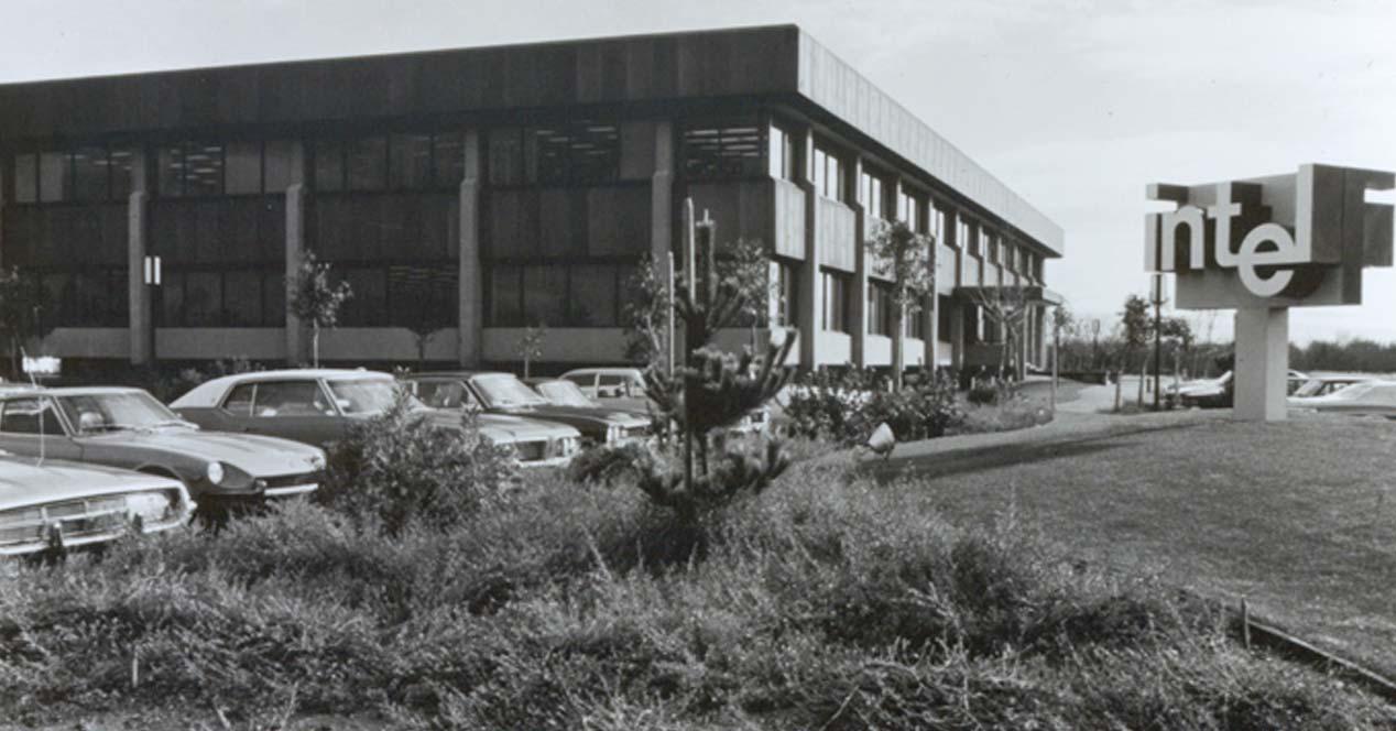 Intel 50 años