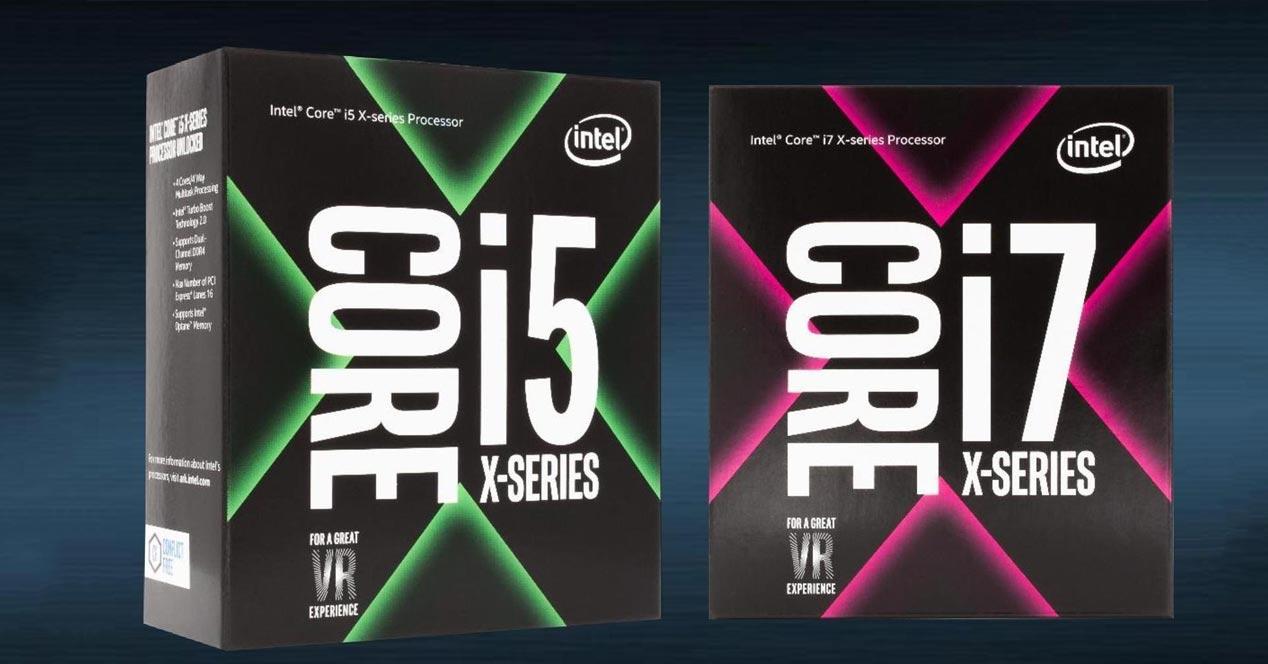 procesadores Intel Kaby Lake-X