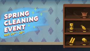 La Limpieza de Primavera marca el Top 10 de ventas de Steam