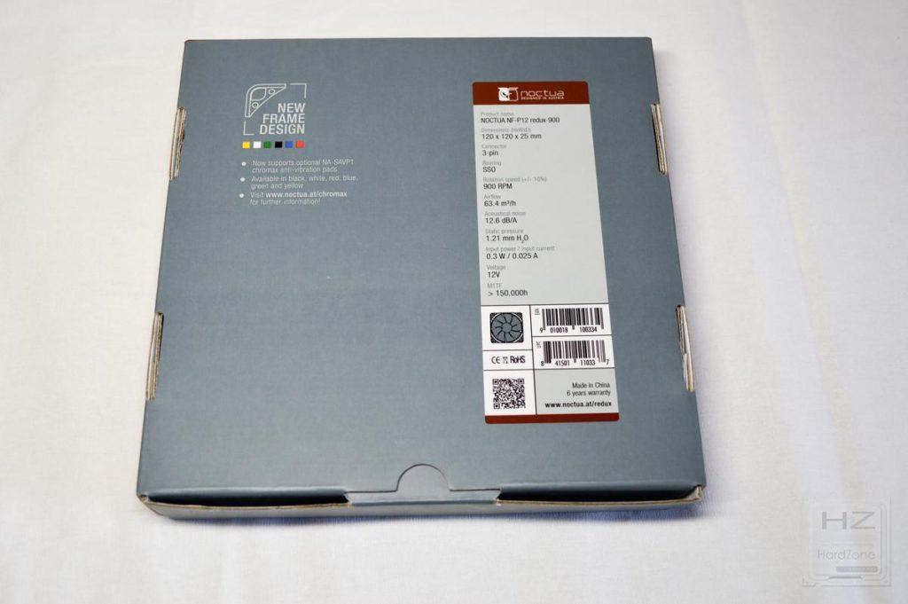 NF-P12 Redux - Caja 8
