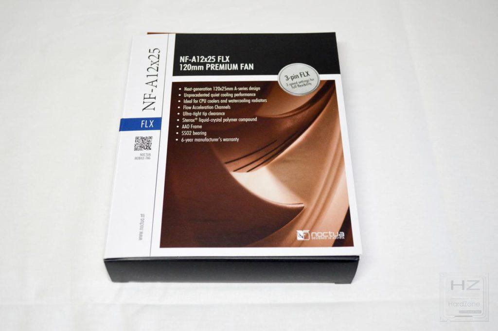 NoctuaNF-A12x25 - Caja 9