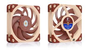 Noctua NF-A12x25: nueva gama de ventiladores silenciosos de alto rendimiento