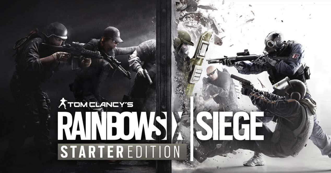 Rainbow Six Siege Top 10 de ventas de Steam