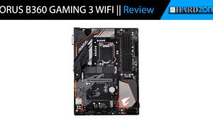 Review: AORUS B360 GAMING 3 WIFI