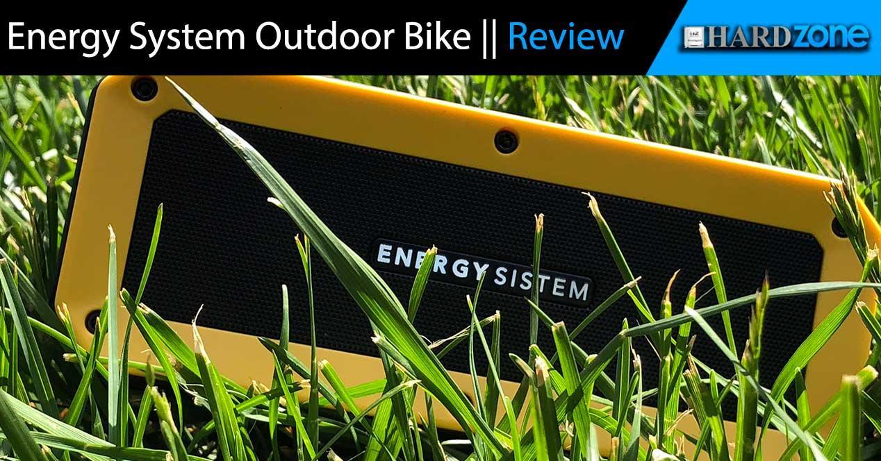 Ver noticia 'Review: Energy Sistem Outdoor Bike, un altavoz inalámbrico todoterreno preparado para ir en bici'