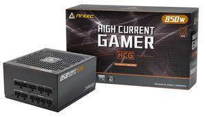 Antec HCG750 y HCG850 Bronze: nuevas fuentes modulares con 5 años de garantía