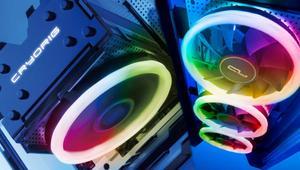 Cryorig H7 Ultra RGB y Crona 120: nuevo disipador y ventilador de alto rendimiento